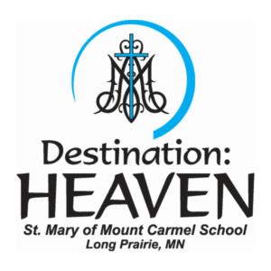 Destination Heaven - St. Mary of Mount Carmel